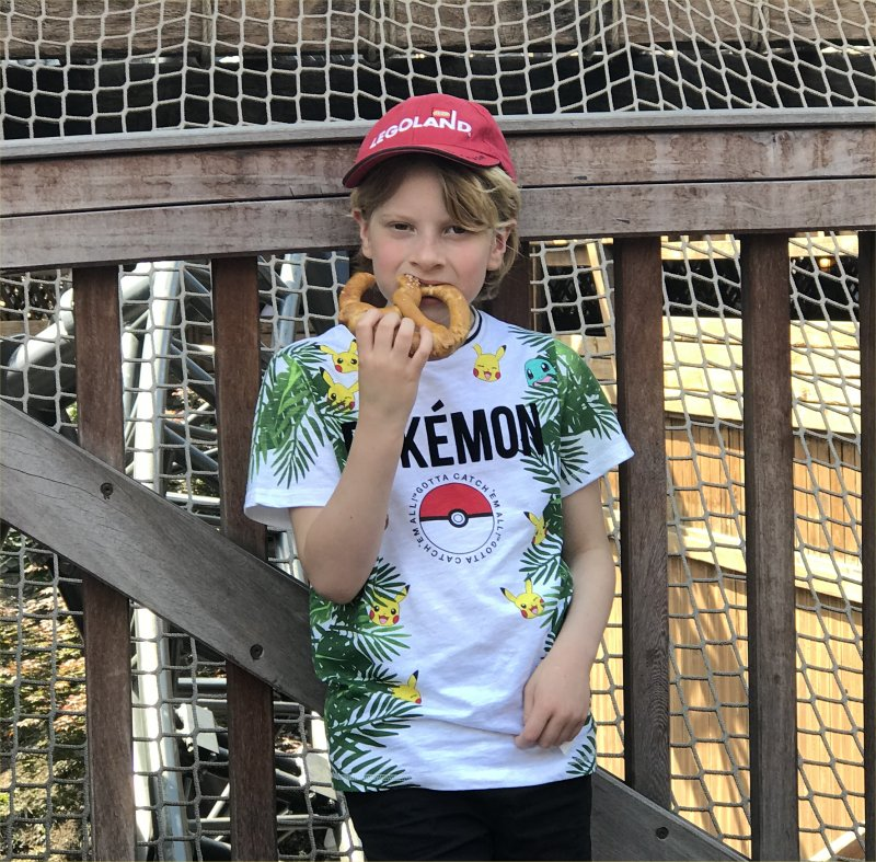 pretzel at phantasialand germany