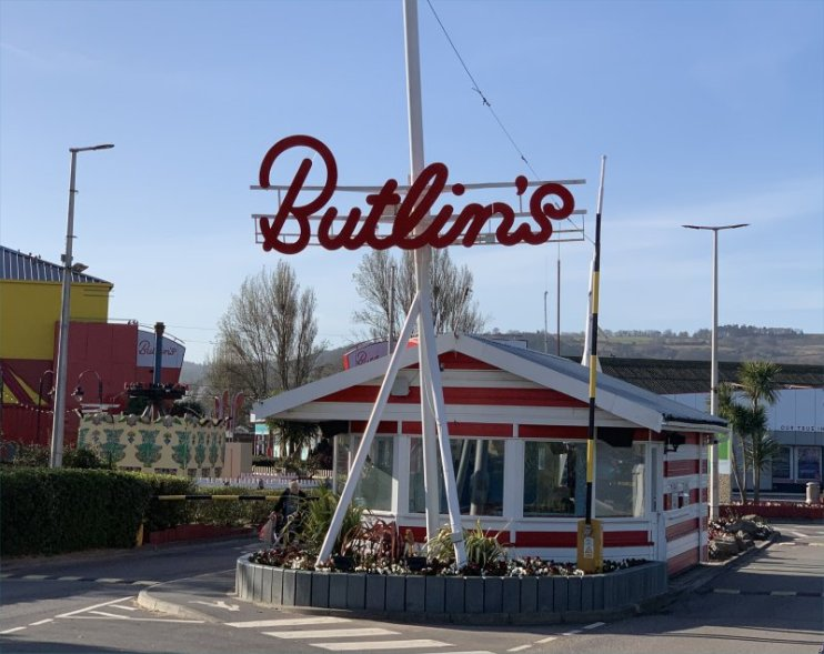 Butlins Minehed sun £9.50 holiday