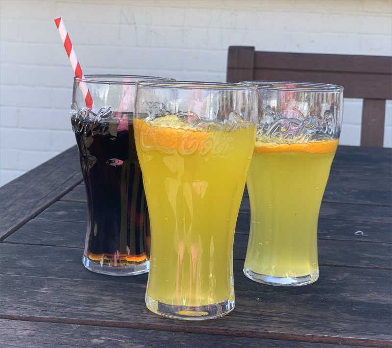 drinks from the bar at Butlins Minehead on a £38 Sun holiday