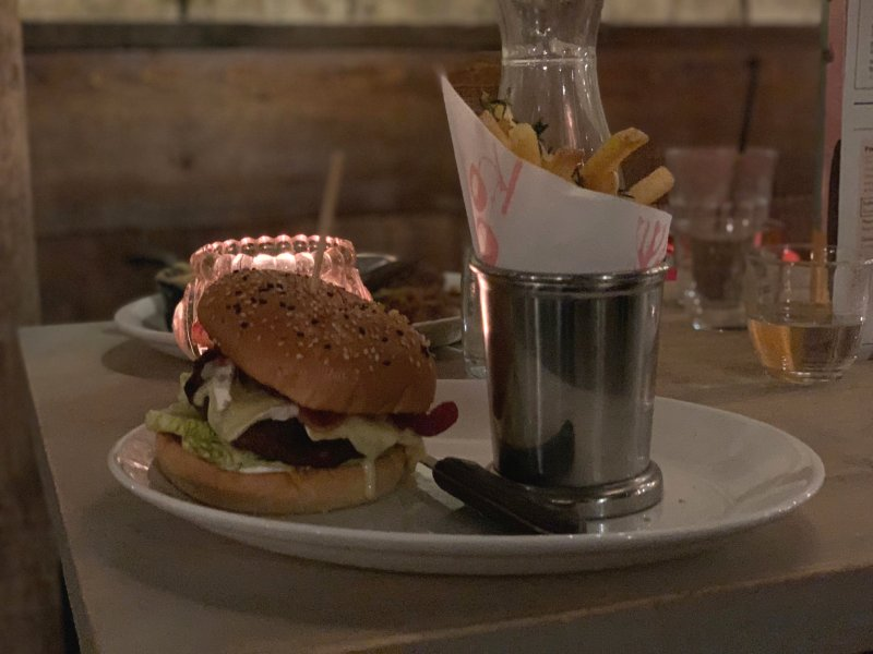 Bill's Restaurants Festive Menu Review