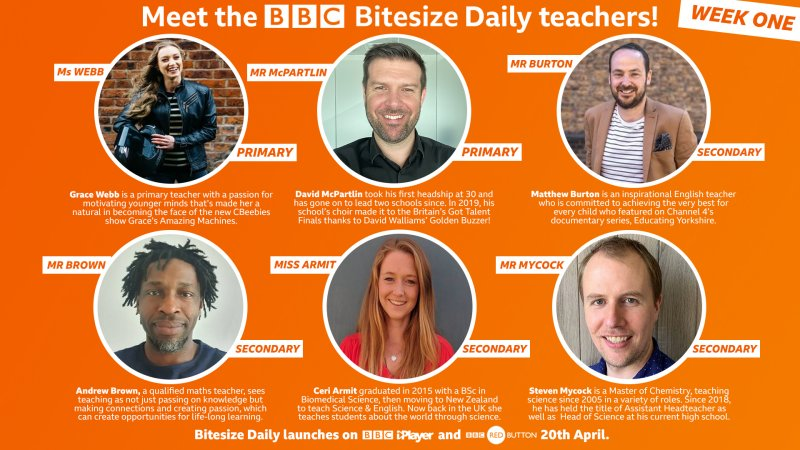 bbc bitesize teachers