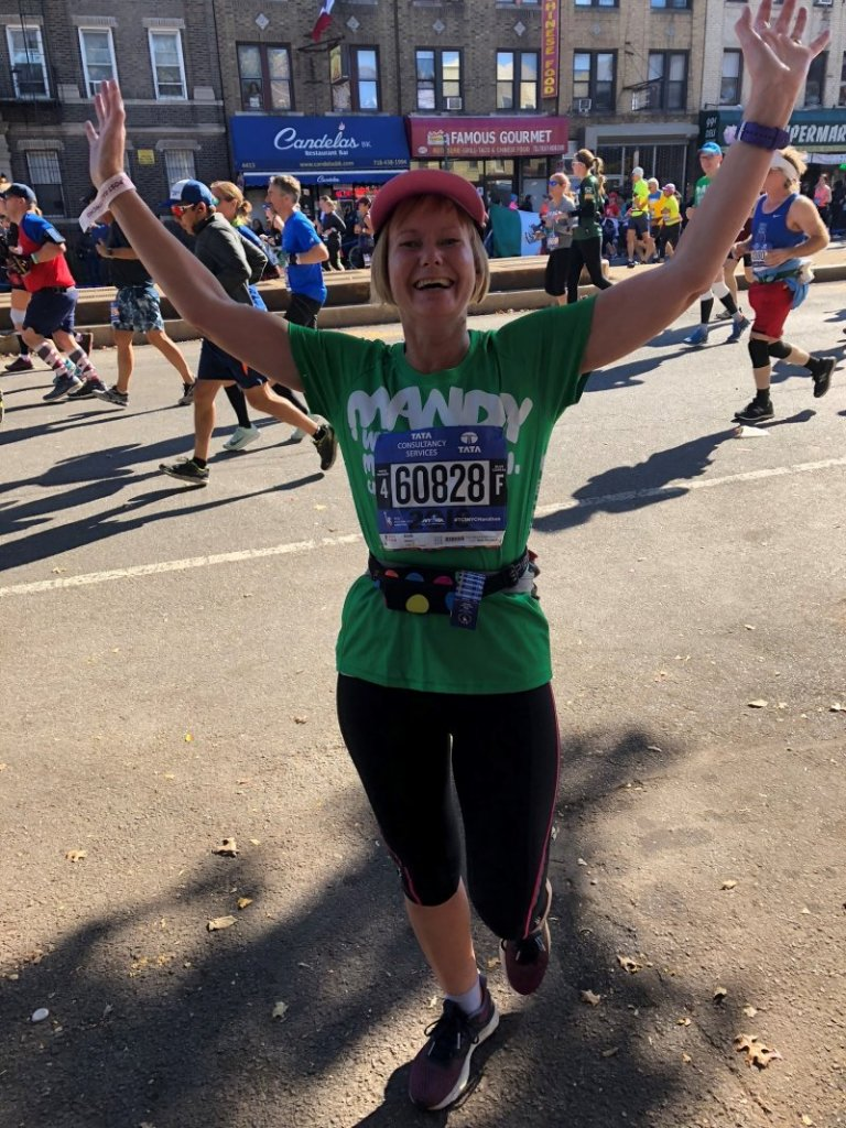 Inspirational Runner: Mandy's story