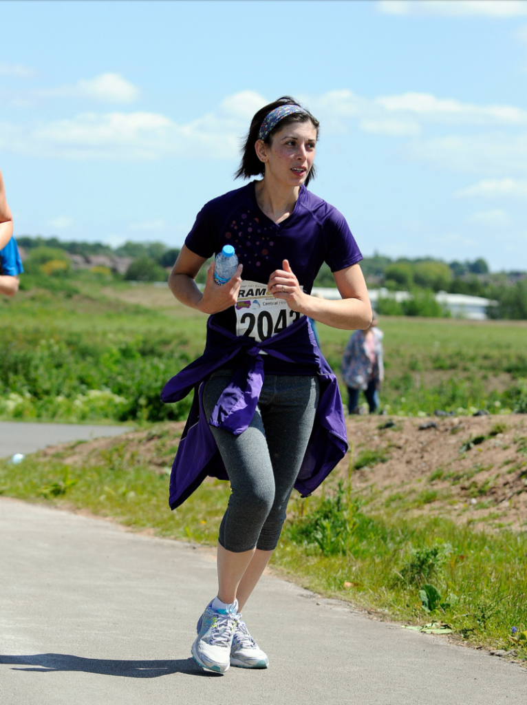 Inspirational runners Leyla This Day I Love