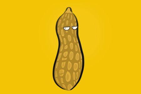 """alt=""""Peanut cartoon"""""""