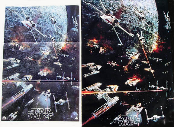 The Car Movie 1977 Wallpaper Star Wars Art John Berkey Art