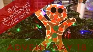 Gingerbread men for advent!