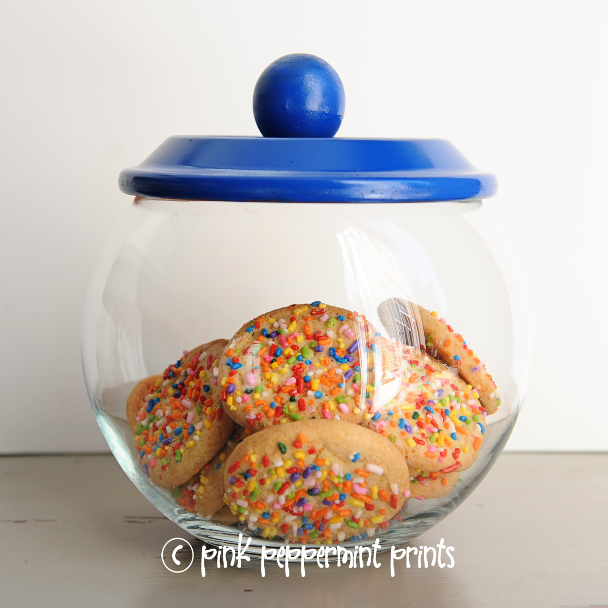 TUTORIAL: DIY Cookie Jar for Party decorations, Party Favors or Cute DIY Gift