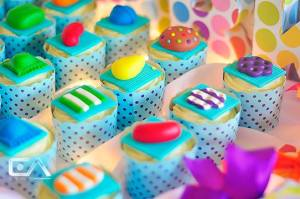 Colorful Candy Crush Party
