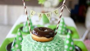 Retro Donut Shop Themed Party