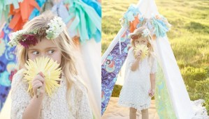 DIY: How to Make Tissue Paper Tassel Garlands Video Tutorial