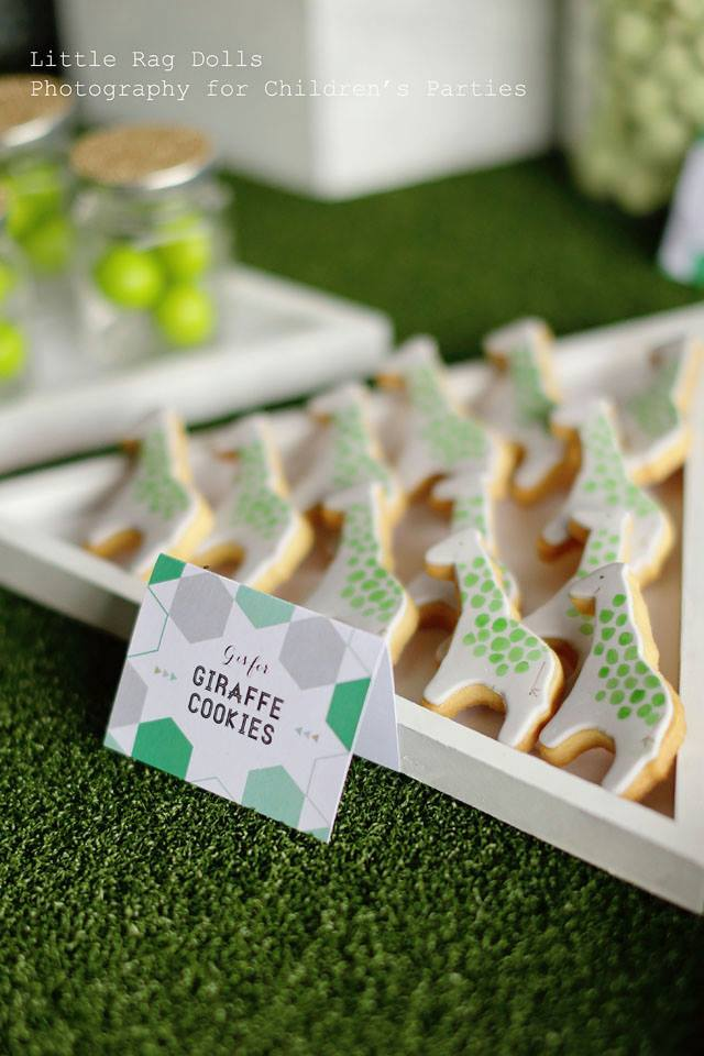 mint green baby shower