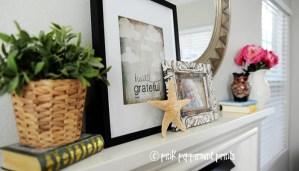 Interior Design: A Quick Living Room Re-do
