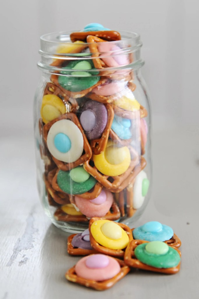 Easter Egg Party Food | Easter Bunny Themed Treat Idea by Tammy Mitchell
