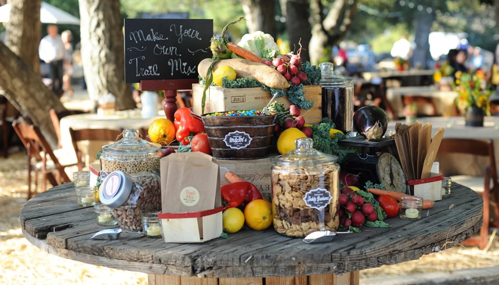 Trail Mix Bar Diy Perfect For Weddings And Parties Pink