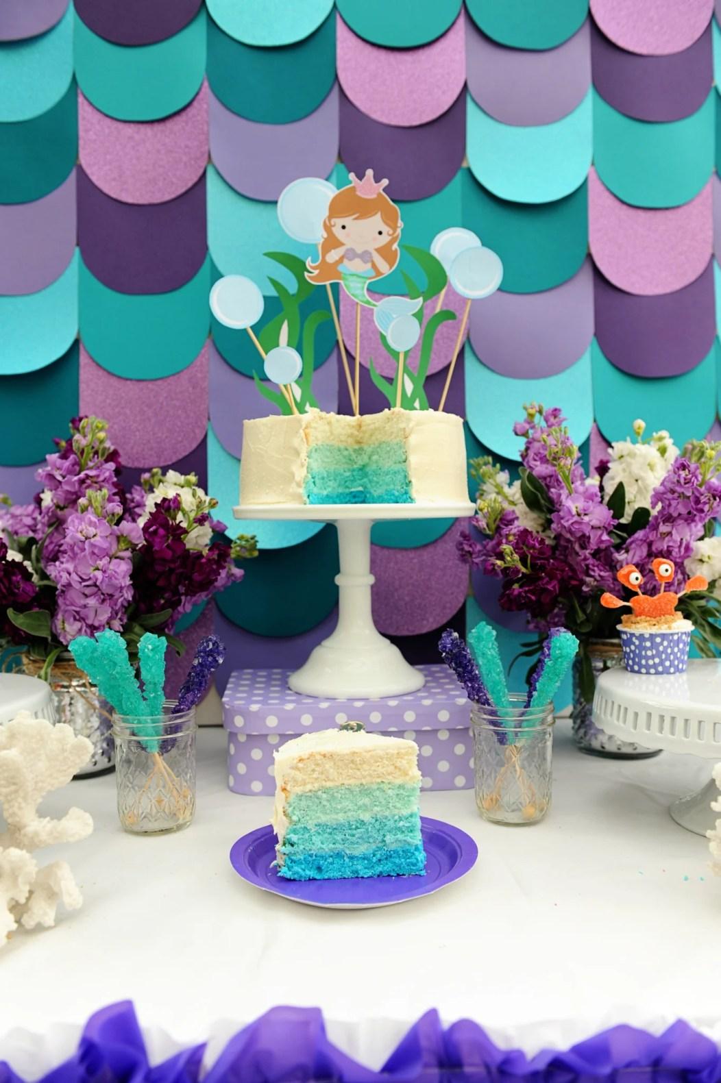 Mermaid party 23
