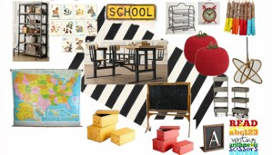 Back to school space header