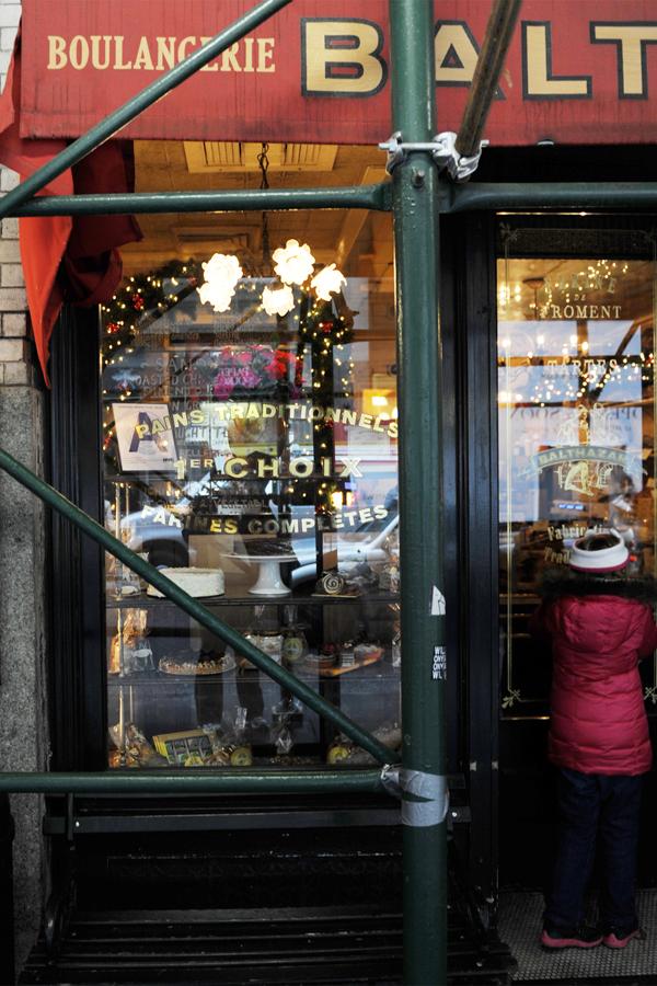 new york city at christmas