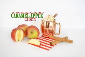 Eat: Recipe: Spiced Caramel Apple Cider