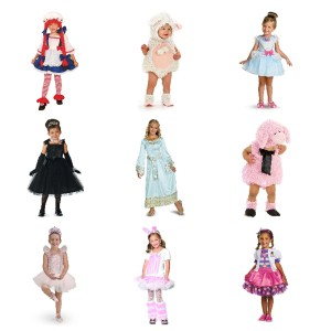 Pink Peppermint's Picks: Halloween Costumes for Girls