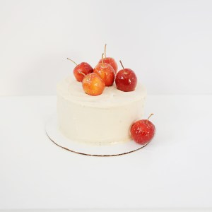 Crab apple cak 2
