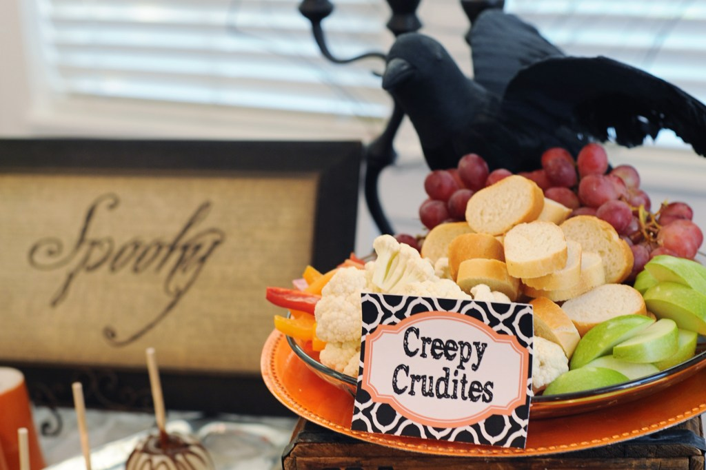 creepy crudites header