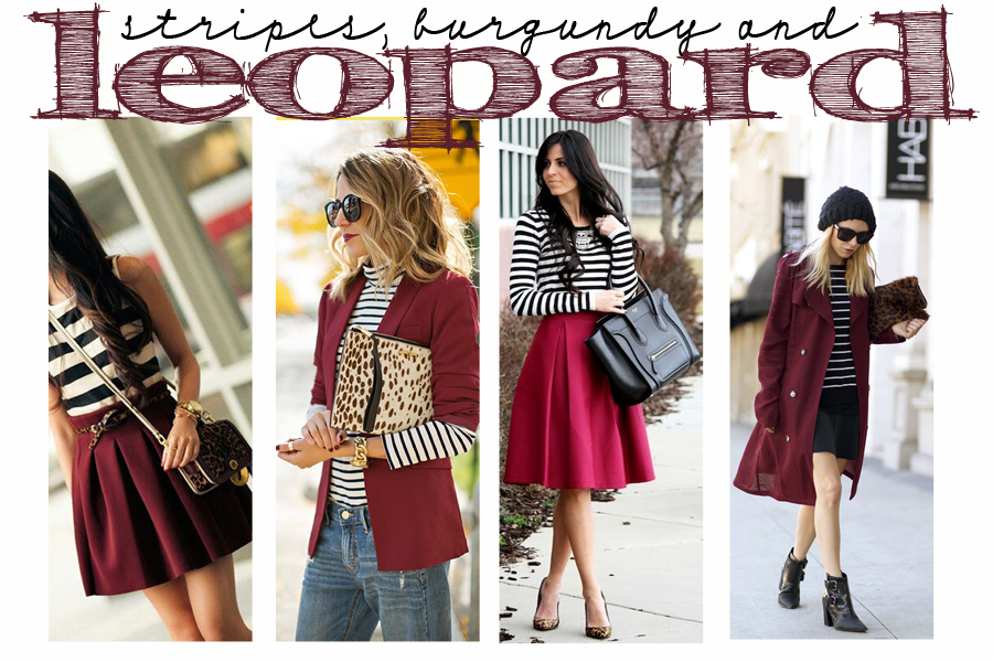 stripes burgundy and leopard featured copy