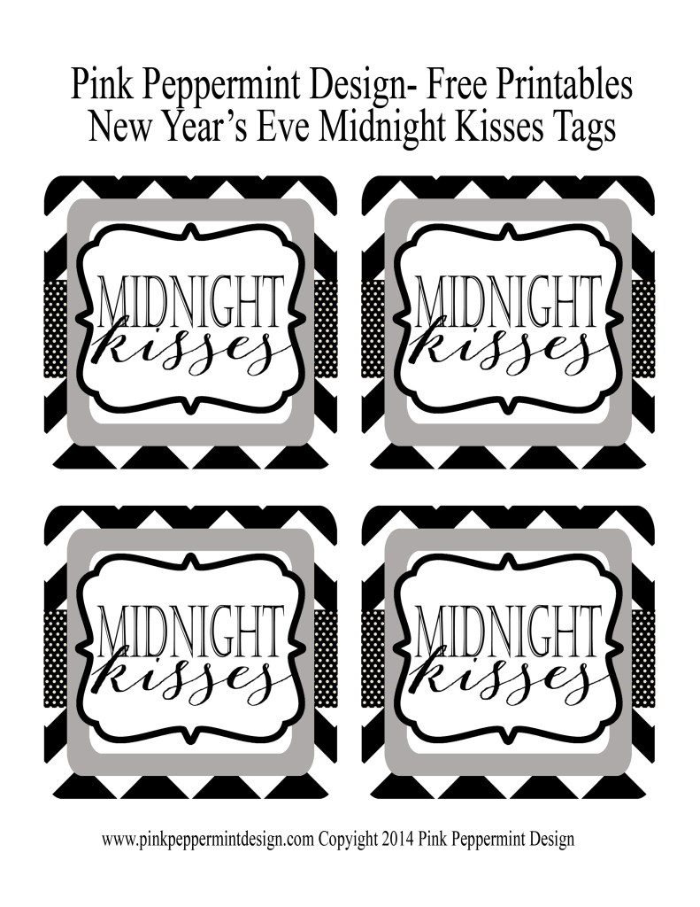 new year's eve midnight kisses