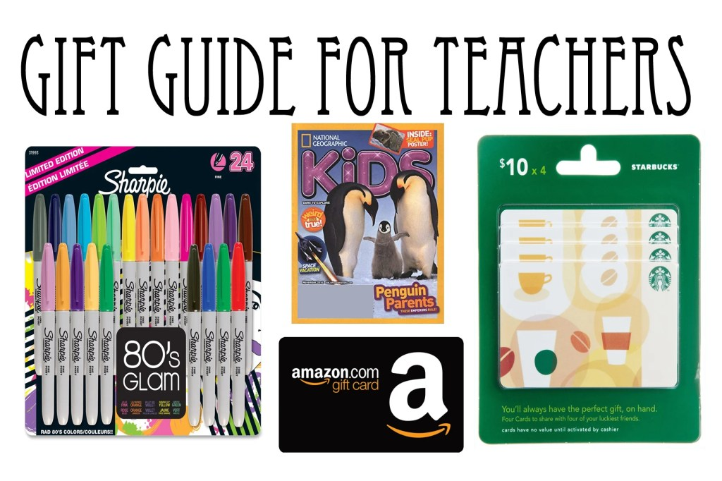 teacher gift ideas for end of school year