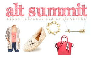 Style: Classic and Comfy: What I Wore to Alt Summit