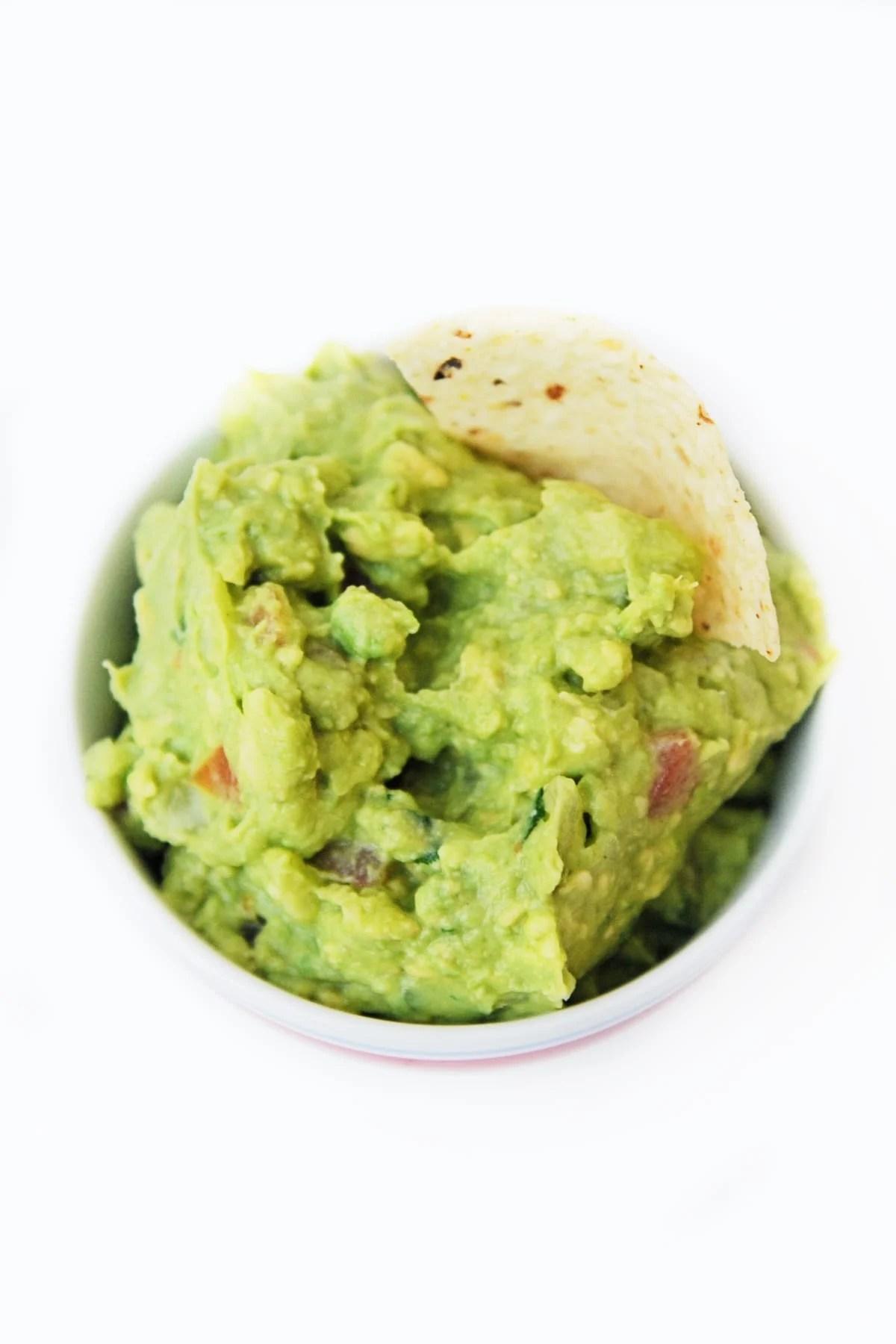 Great Guacamole Recipe by Tammy Mitchell