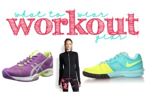 Friday Favorites: Hitting the Gym and Looking Good Doing It