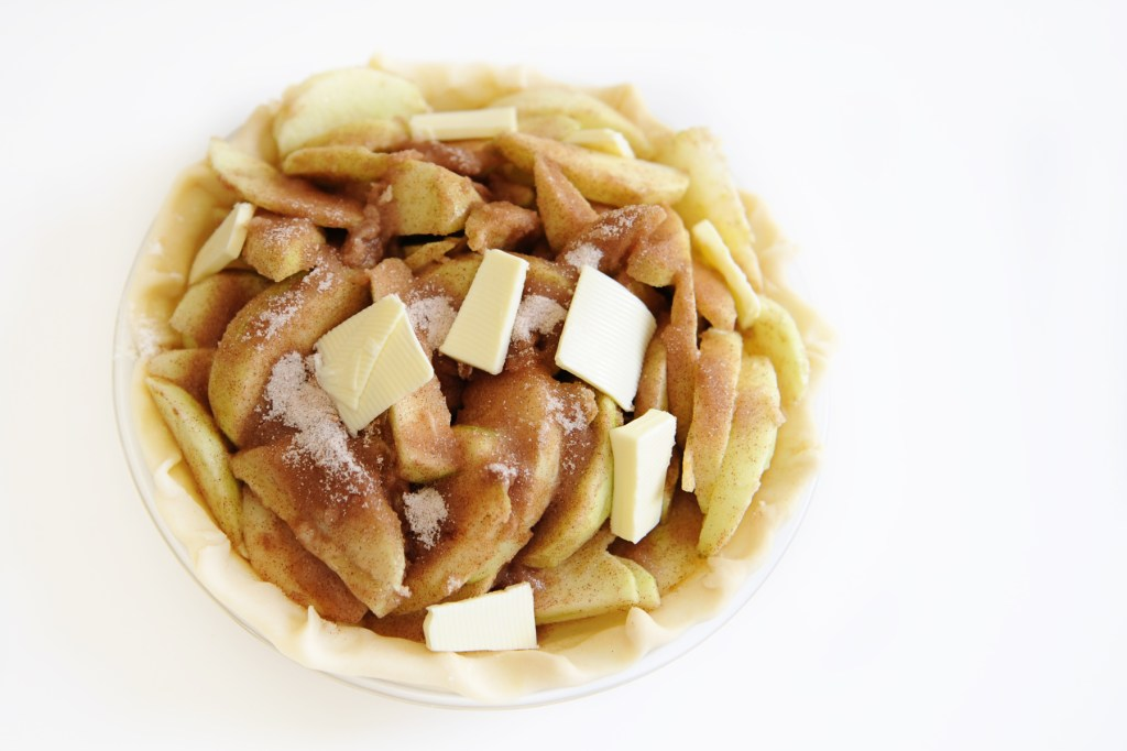 dutch apple pie recipe Pink Peppermint Design