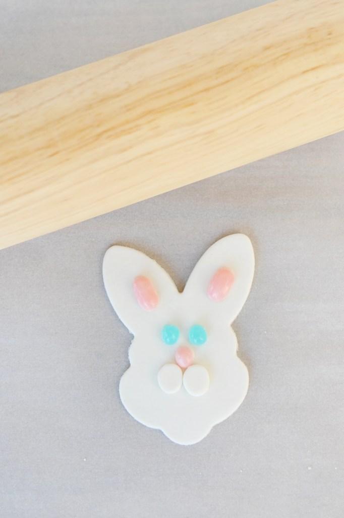 fondant bunny