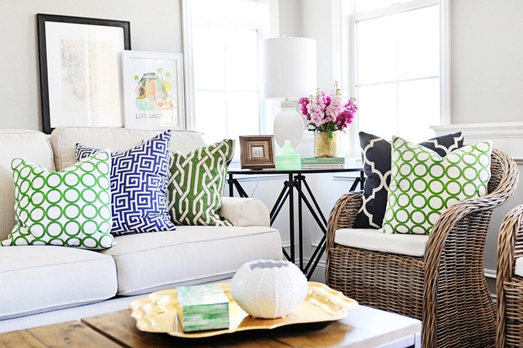 living room green copy