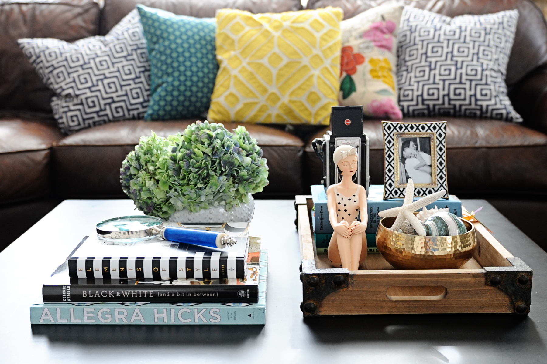 Coffee Table Styling: Make Over your Coffee Table with these Helpful Tips