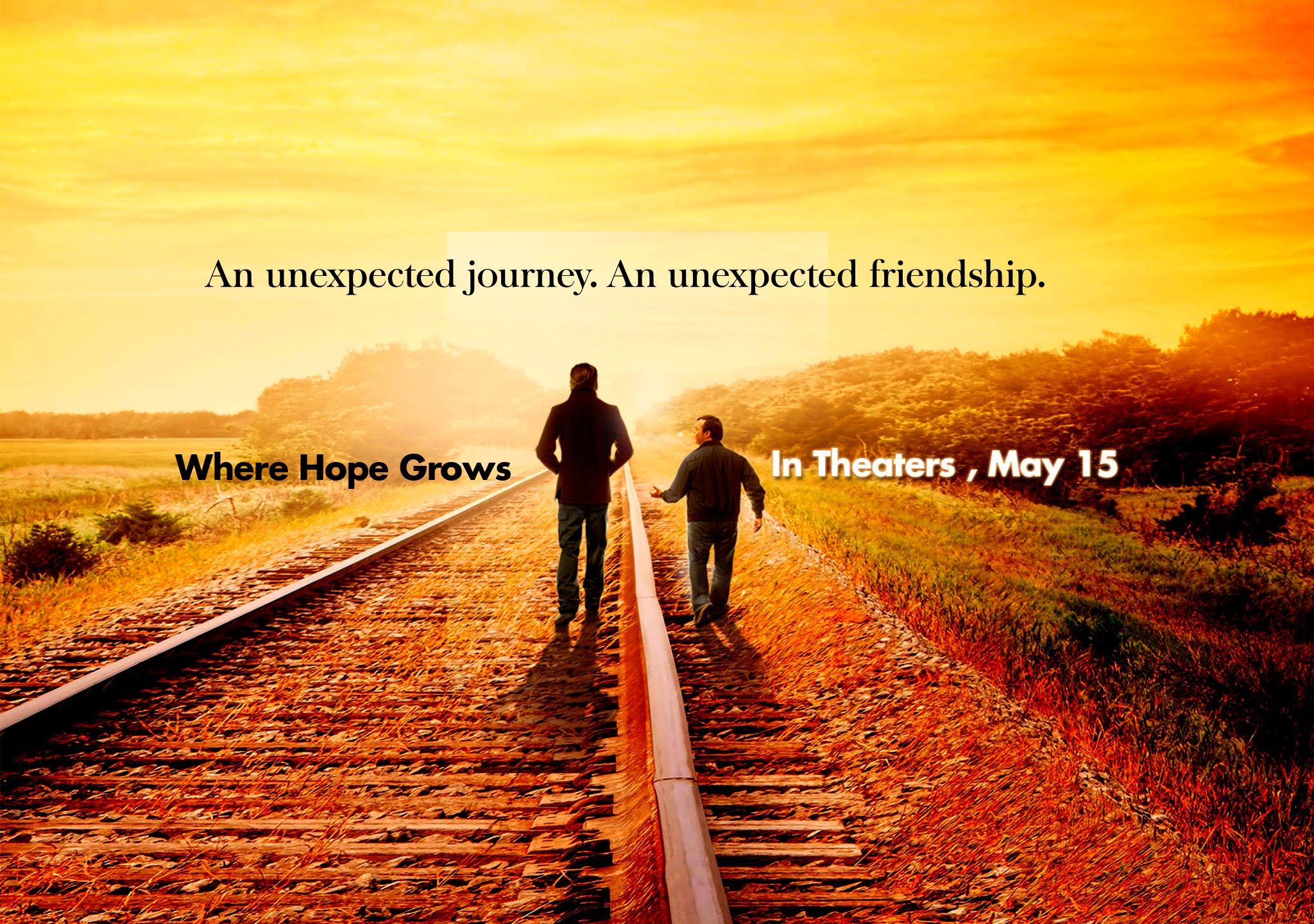 Hope, Faith and Love: Where Hope Grows