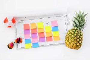 Summer Activities for Kids : DIY Summer Activity Advent Calendar