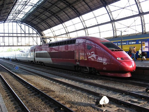 what to expect when traveling by train through europe