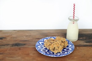 Cookie Exchange: Oatmeal Chocolate Chip Coconut Walnut Cookie Recipe