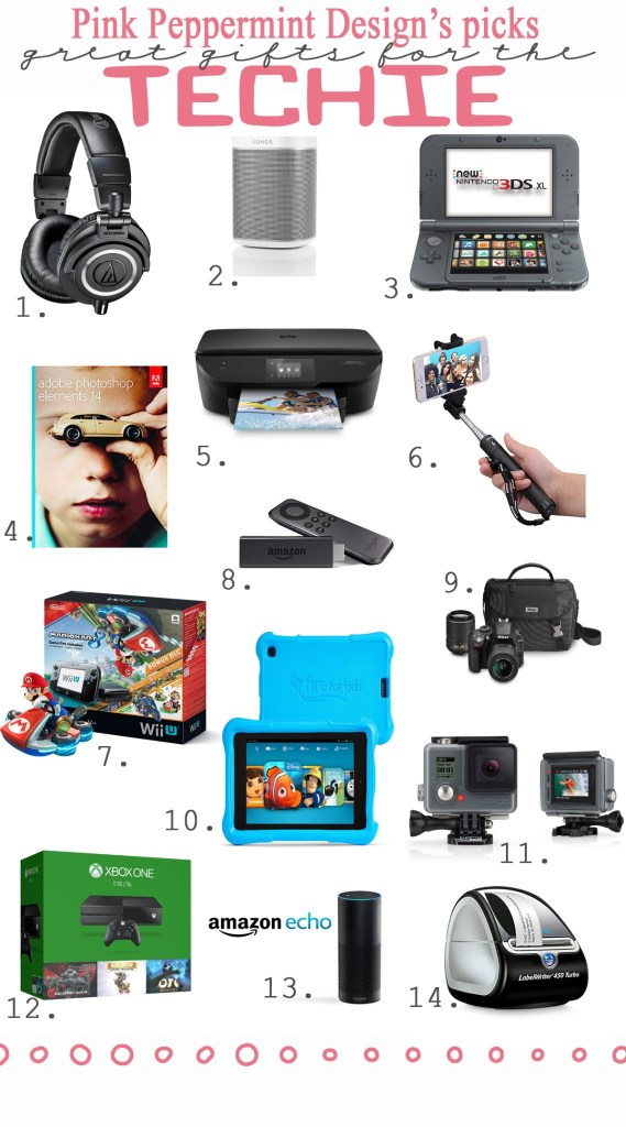 great gift ideas the hottest deals and best gadgets for the tech lover on your list