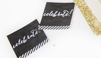 free celebrate printable tags