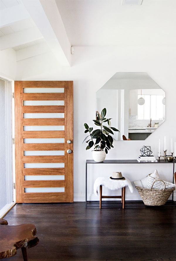 Interior Design: Using Baskets for Storage