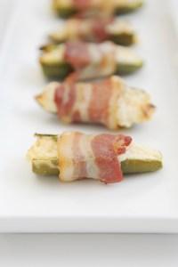 Bacon wrapped stuffed jalapeno recipe