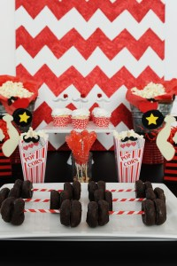 valentine party ideas for kids, cute carnival themed valentine party