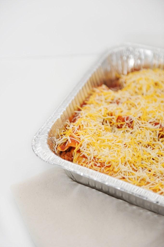 easy weeknight meals chicken enchilada recipe