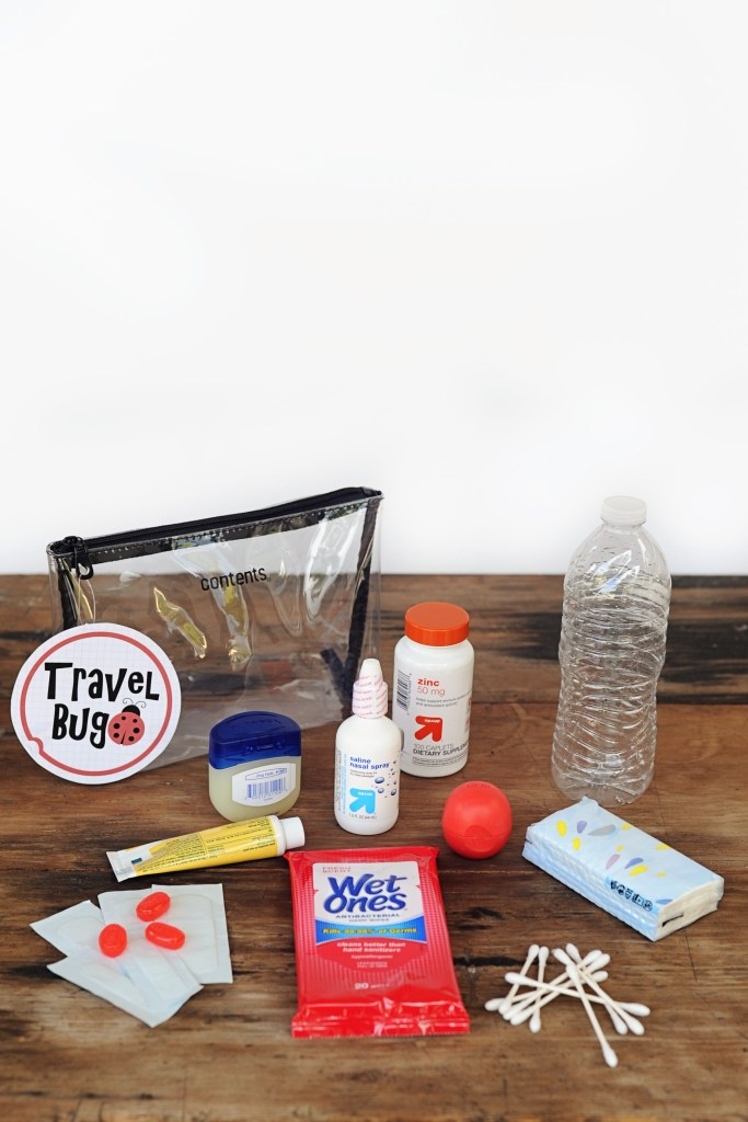tips for avioding the flu while traveling