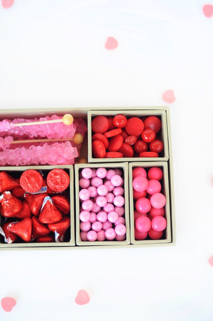 DIY Valentine's Candy Box Craft by Tammy Mitchell
