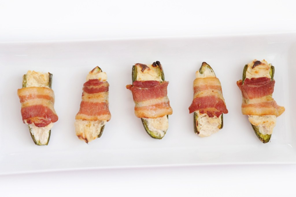 bacon wrapped stuffed jalapeno recipe
