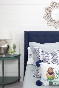 Interior Design: An Ode to Blue
