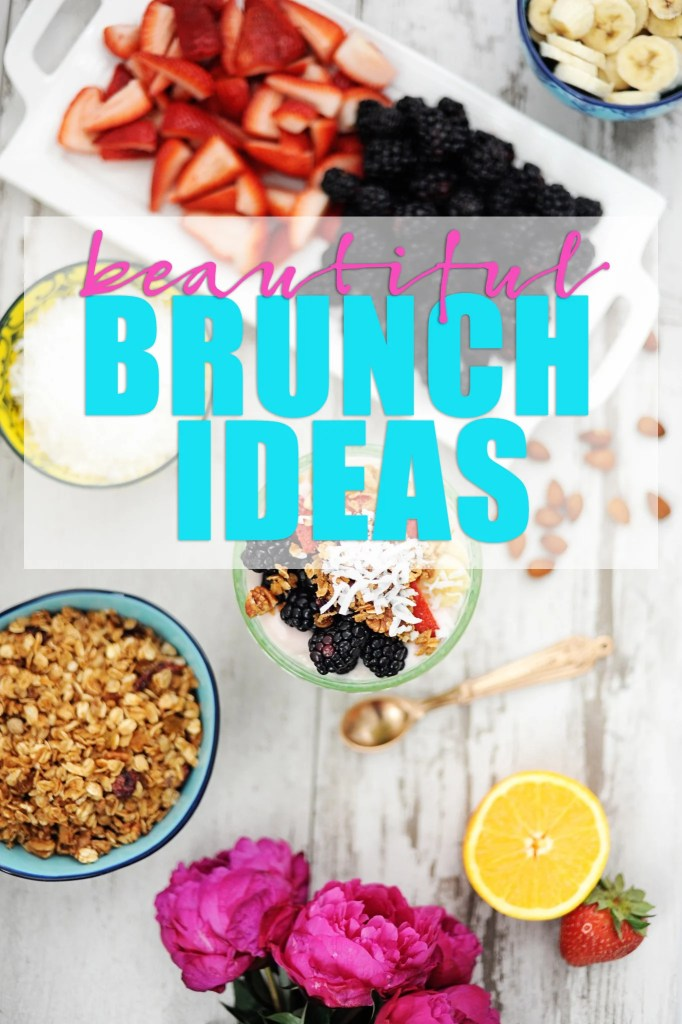 Hosting a Brunch Party : Creative Brunch Ideas for a Crowd